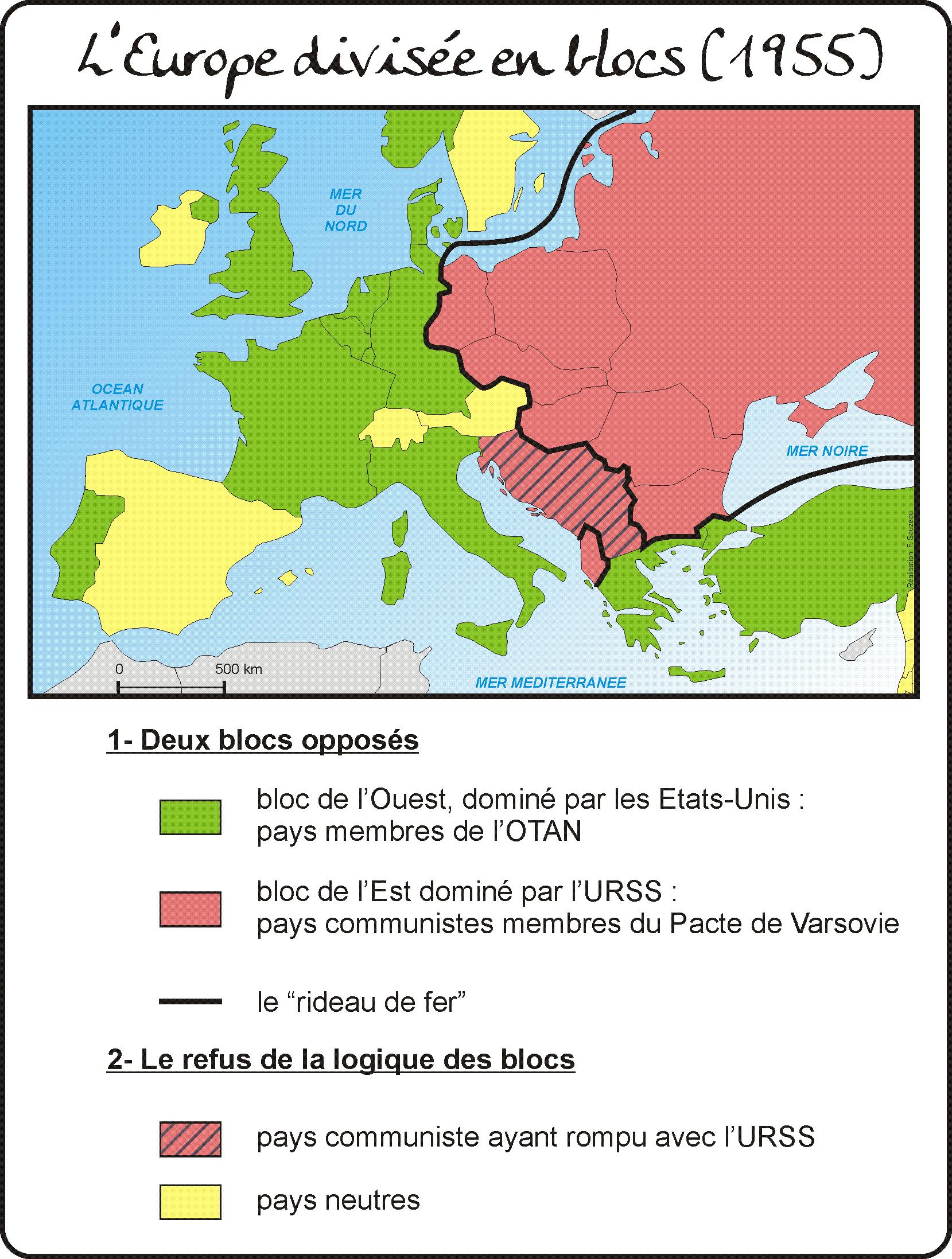 L'Europe, fille de la Guerre froide ?