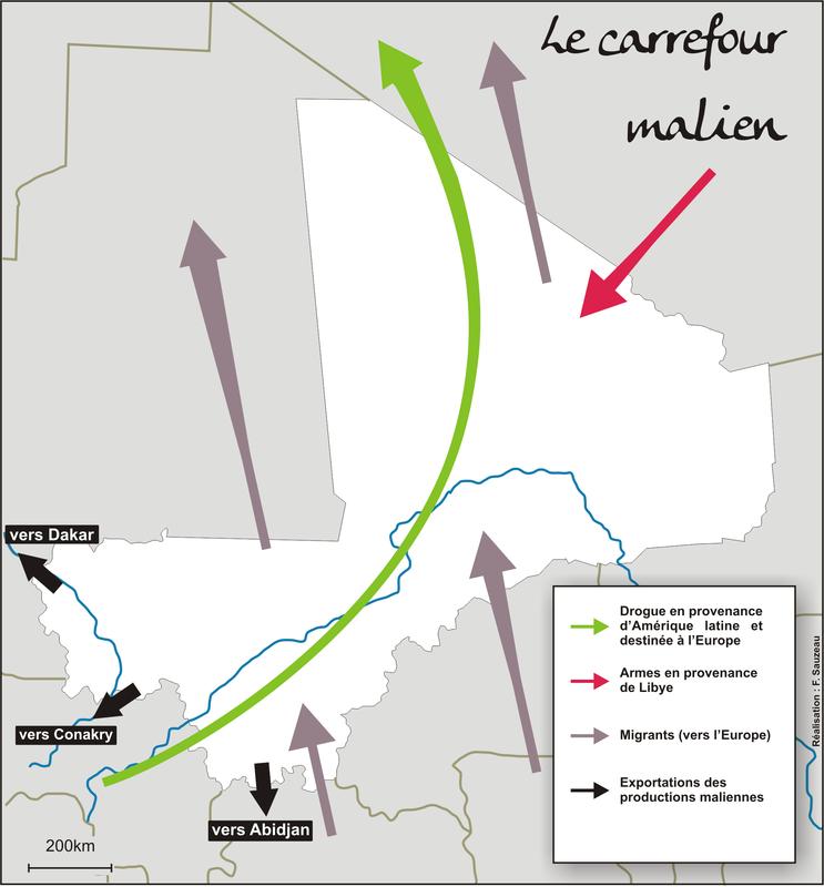 Le carrefour malien