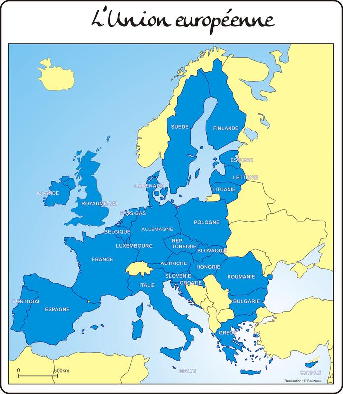 Les Etats de l'UE