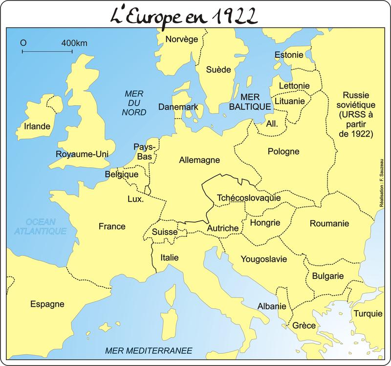 Carte Europe Pdf.Les Transformations Politiques En Europe A La Fin De La