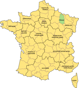 localisation meuse