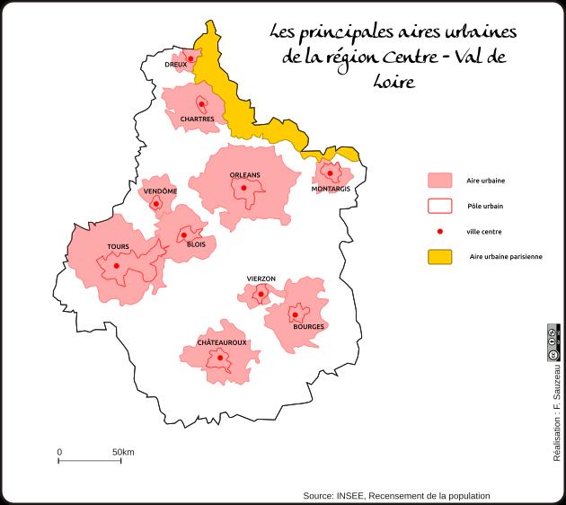 Carte Ville De Provins