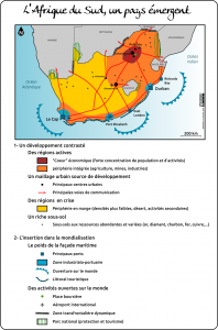L'Afrique du Sud au coeur de la mondialisation